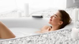 Come ricreare una spa a casa in pochi, semplici passaggi
